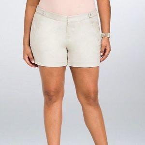 TORRID Dressy Trouser Shorts